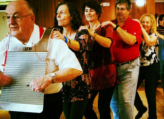 Cajun Dance at the Abita Trailhead Pavilion this Month!