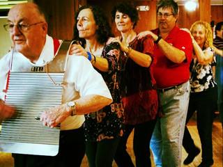 Cajun Dance at the Abita Trailhead Pavilion this Month!