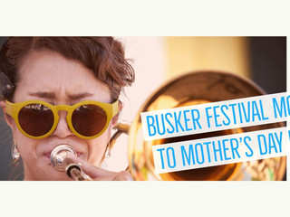 Busker Festival Postponed until May 13th