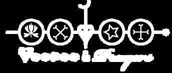 voodoo and prayers main logo