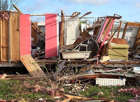 Filing Insurance Claims Following Hurricane Michael