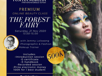 The Forest Fairy Online Beauty Class