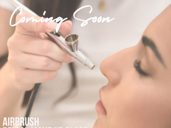COMING SOON! Airbrush bridal make up class at Puspita Martha