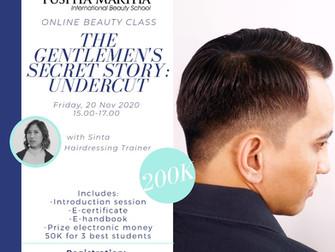 The Gentlemen's Secret Story Online Beauty Class