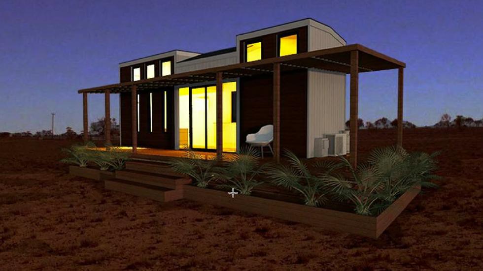 Apostles Plans Tiny Homes Australia Hangan