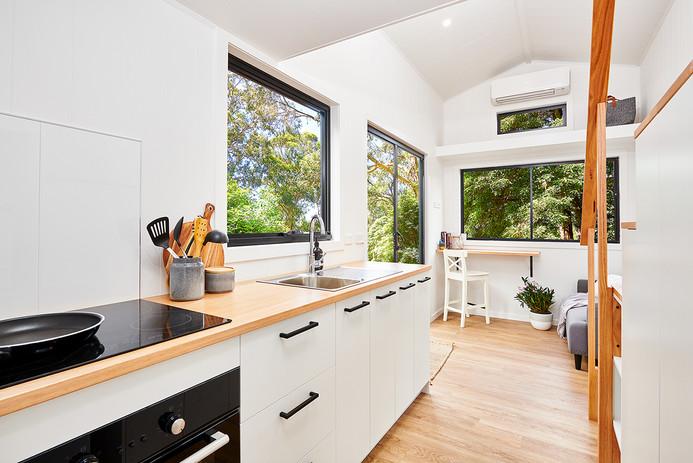 kitchen open living
