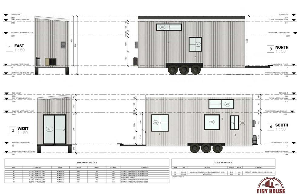 Pinnacle Plans Tiny Homes Australia Hangan