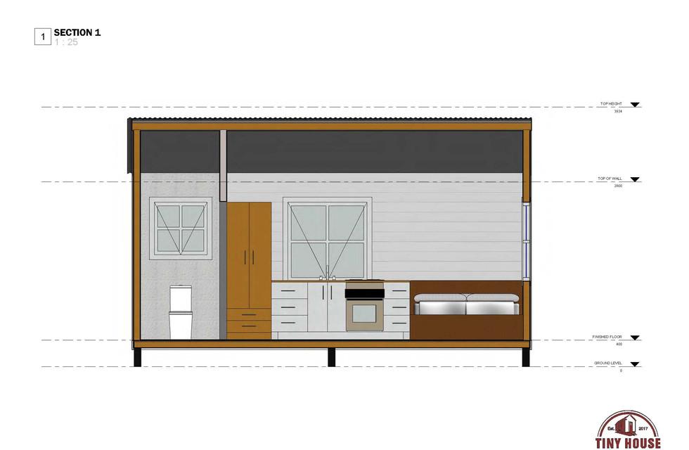 Oak Plans Tiny Homes Australia Hangan