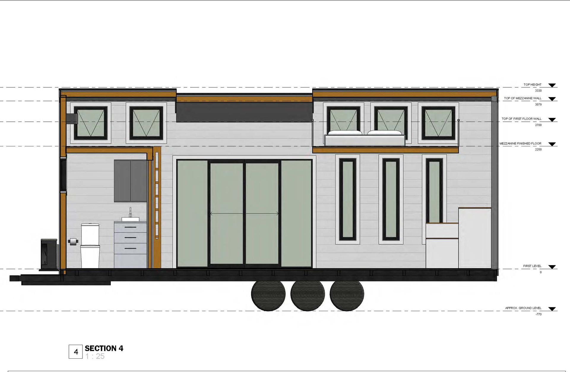 Plans Tiny Homes Australia Hangan