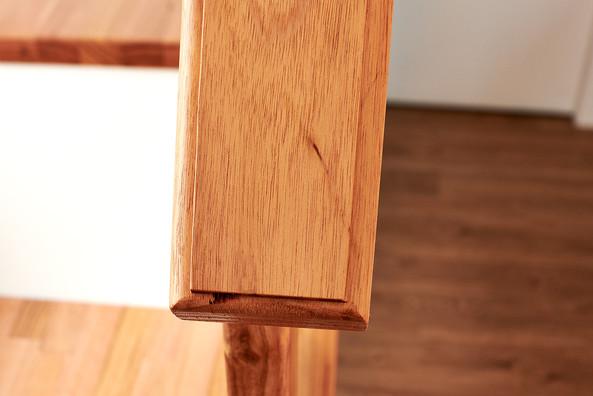 hand rail quality finish