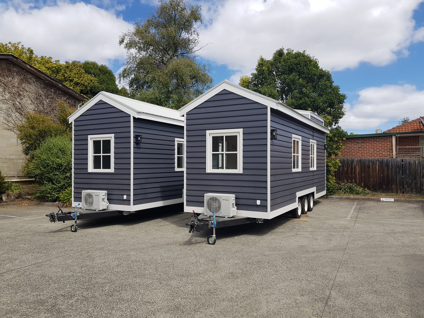 tiny houses side by side 2
