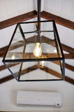 fancy lighting roof