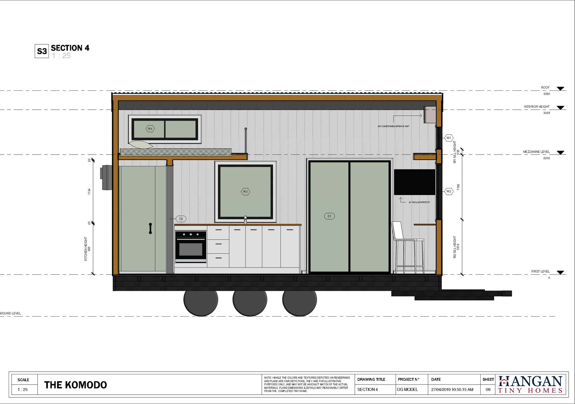Komodo Tiny Homes Australia Hangan