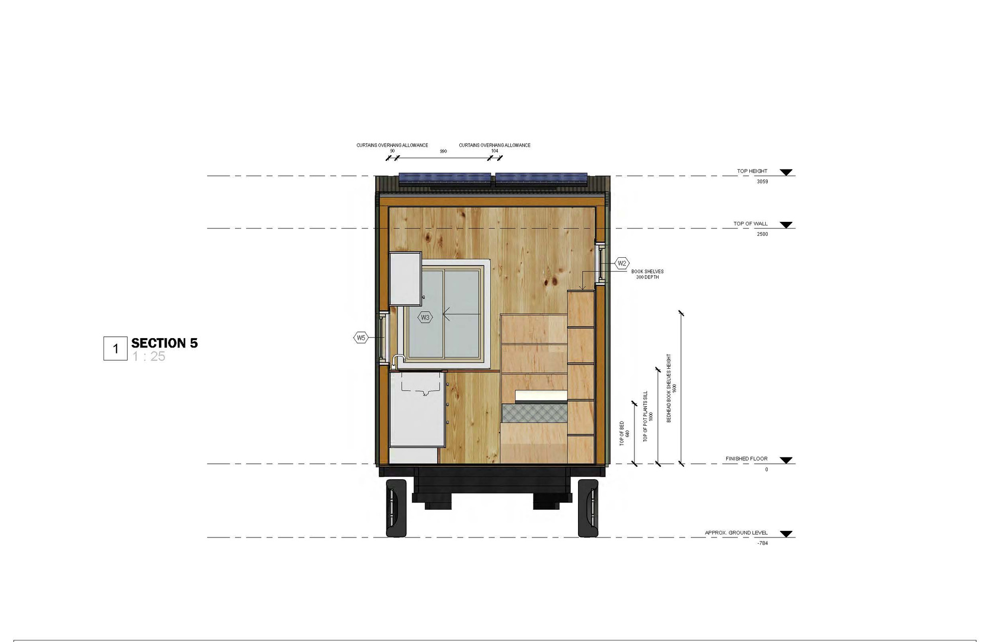Blue Mountain Plans Tiny Homes Australia Hangan