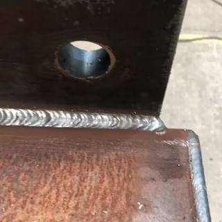 welding filet weld