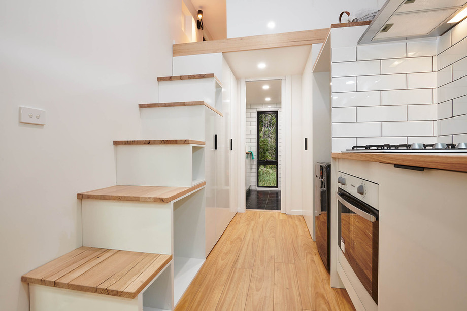 Tiny homes for sale interior