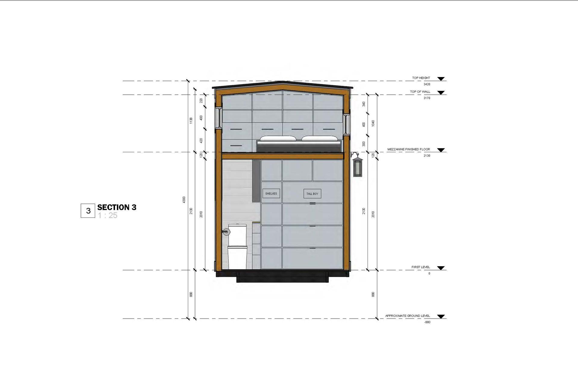 PaperBark Plans Tiny Homes Australia Hangan