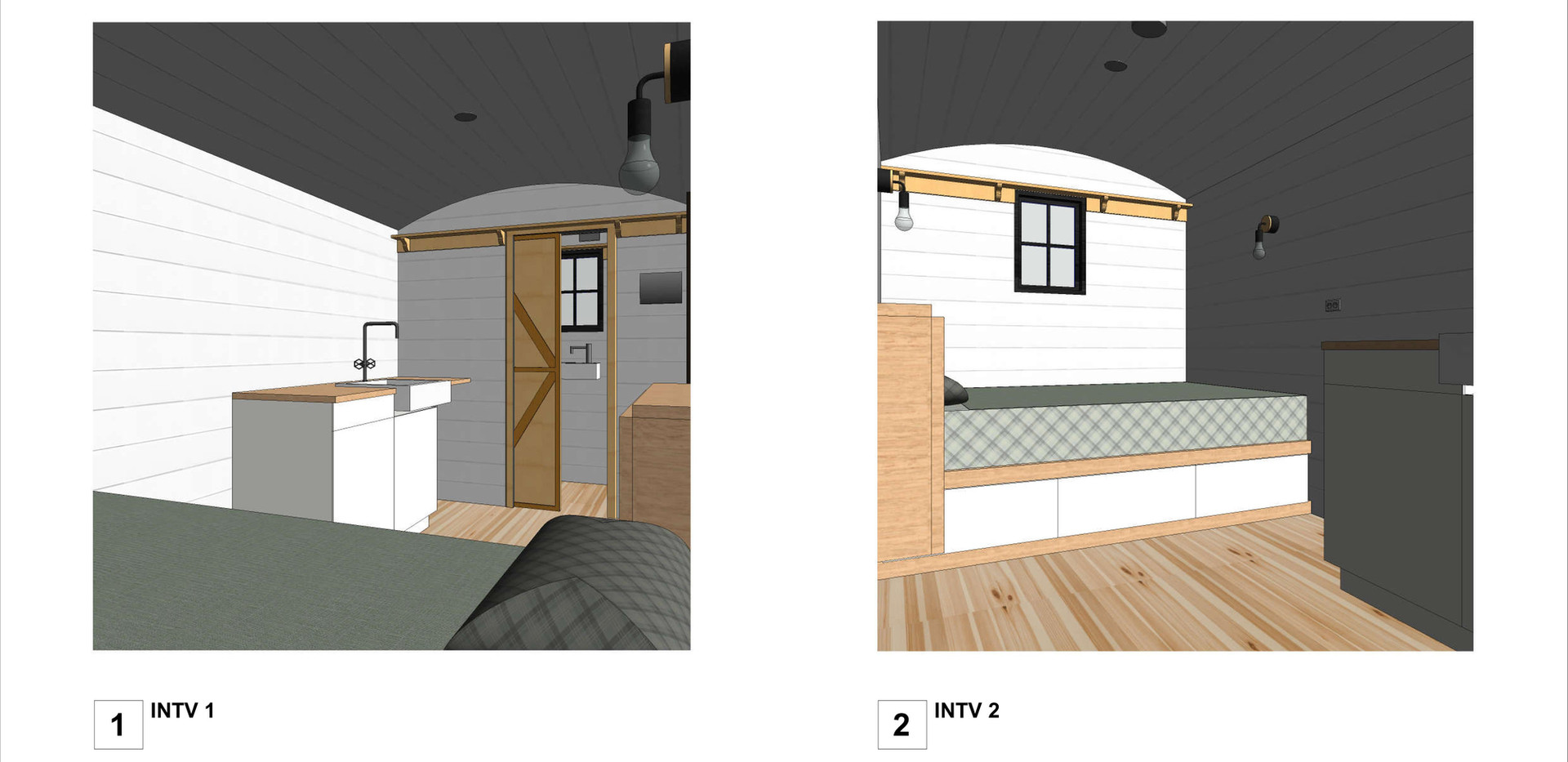 SHEPHERD'S HUT - TRADITIONAL DESIGN - 5.