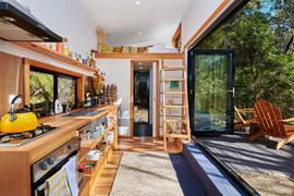 Tiny house interior design