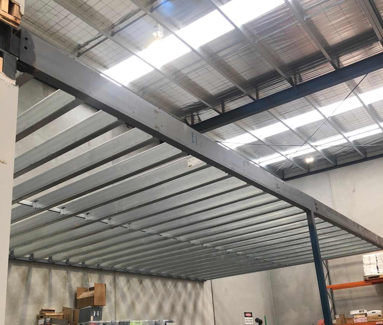 beams install perlins