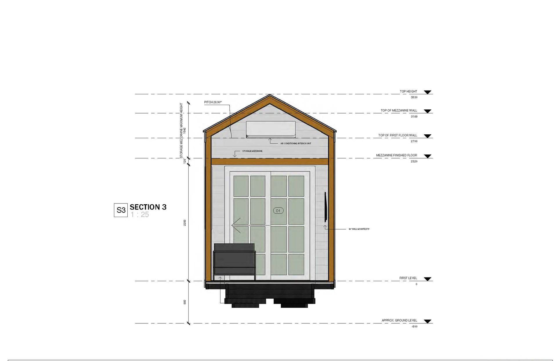 Hillside Plans Tiny Homes Australia Hangan