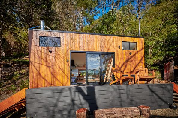 tiny house eureka warburton