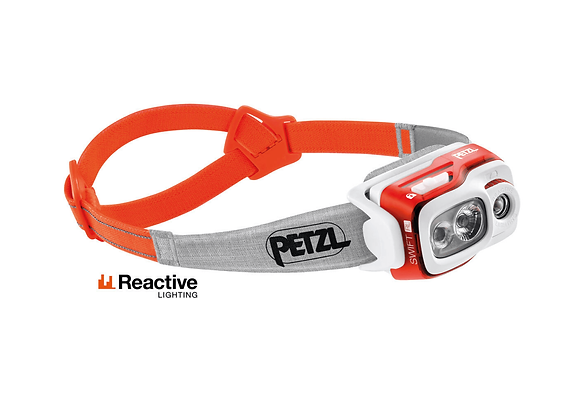 Petzl I Swift RL® 900 lumens