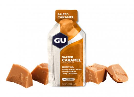 GU - Gel Energy Caramel Beurre Salé