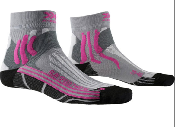 X-SOCKS® I Chaussettes Run Speed Two Femme