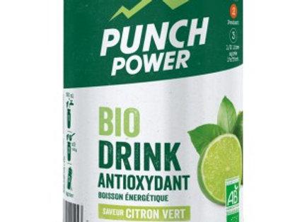 PUNCH POWER I Biodrink Antioxydant Citron Vert