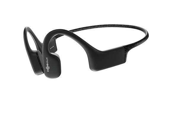 AFTERSHOKZ I Casque MP3 XTRAINERZ Noir à conduction osseuse