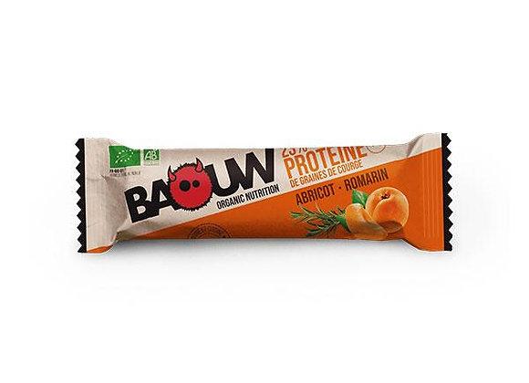 BAOUW I Barre Protéine de Courge - Abricot - Romarin