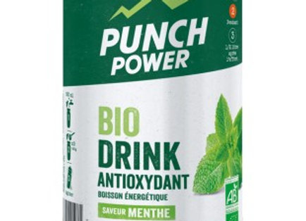 PUNCH POWER I Biodrink Antioxydant Menthe