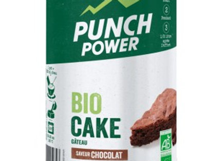 PUNCH POWER I Bio Cake Chocolat