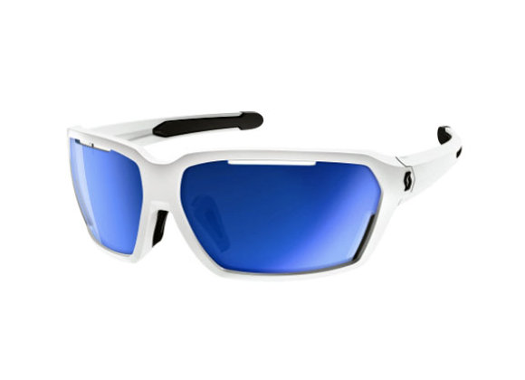 SCOTT I Lunettes Vector I White/Blue