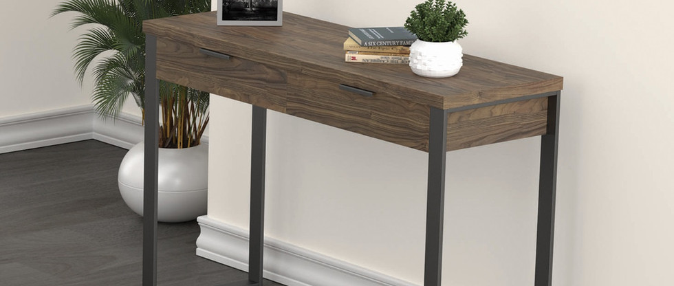 Nature-Inspired Console/Sofa Table