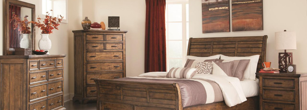 5-Piece King Storage Bedroom Group