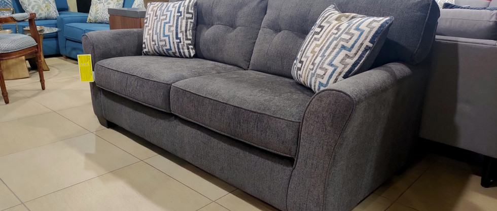 Sofa with Full-Size Pull-Out Bed