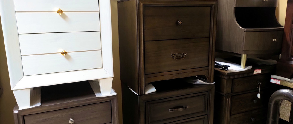 INDIVIDUAL NIGHT STANDS AVAILABLE