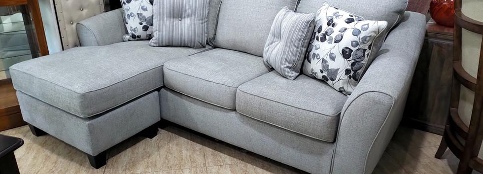Sofa w/ Chaise