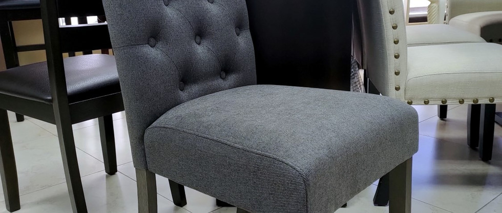 Upholstered Dining Room Side Chair