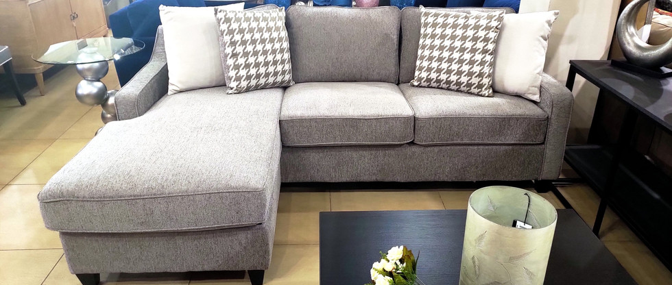 Sectional Seating w/ Hidden Storage
