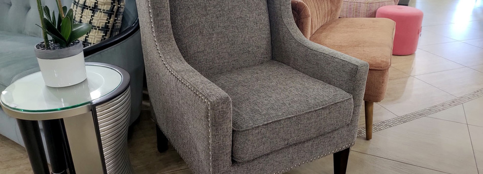 Classic Wing Back Chair