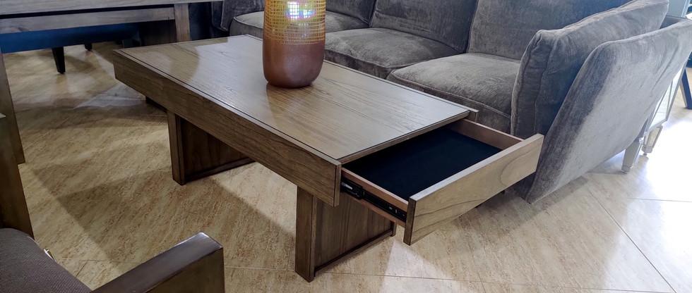 Minimalist Style Cocktail Table