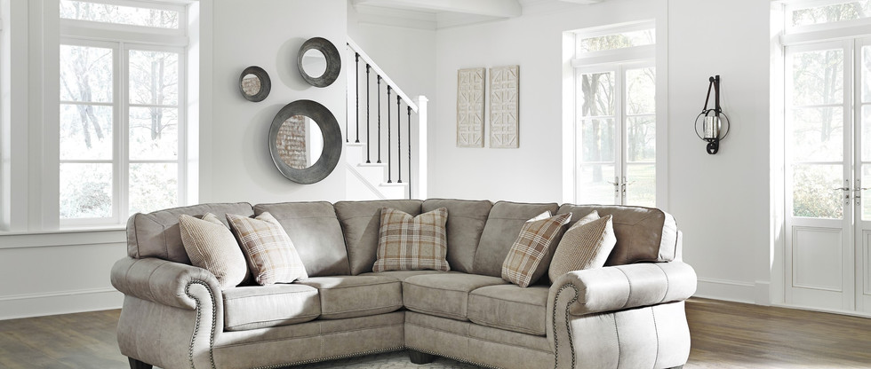 Classic & Modern Sectional