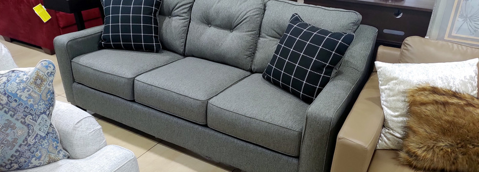 Sofa with QUEEN-Size Pull-Out Bed