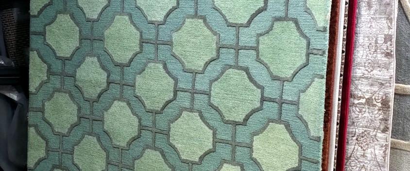 5′ x 8′ Rug  – 100% New Zealand Wool