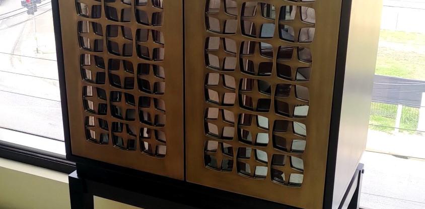 Impressive Wine Cabinet