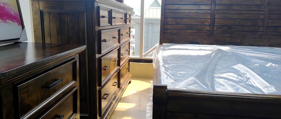 5-Piece King Storage Bedroom Group