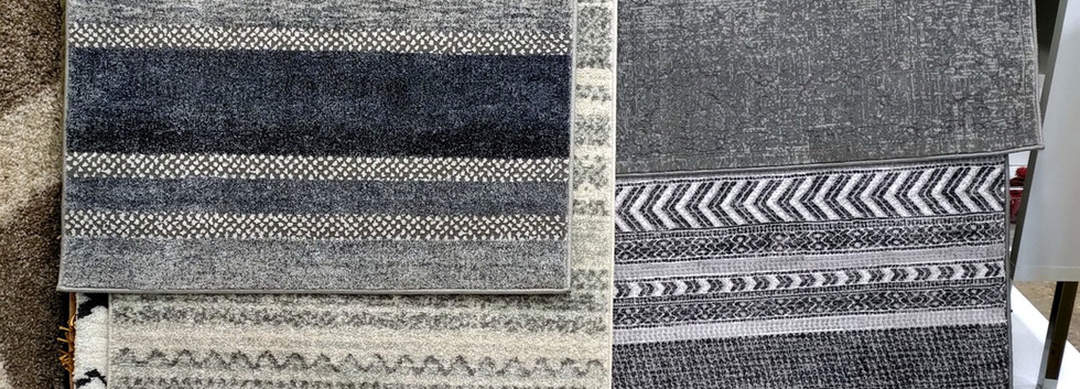 3′ x 8′ and 4′ x 6′ Rugs